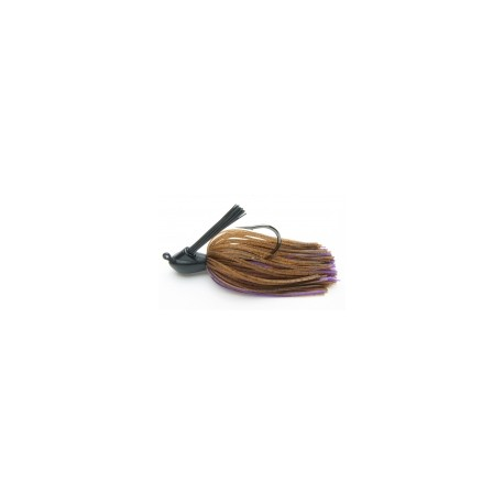 Keitch ruber jig model I 008-brown_purpled