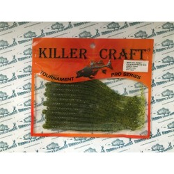 "Killer Worm 6"" watermelon seed"