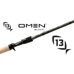 13 Fishing Omen Black II 7.1 H Casting
