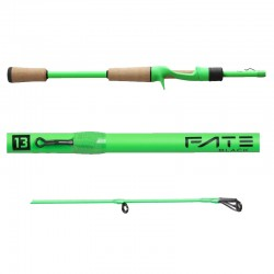 13 FISHING Fate Black GEN 2 7.4' H Casting