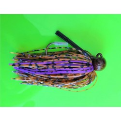 BASS JIG ALLIGATOR