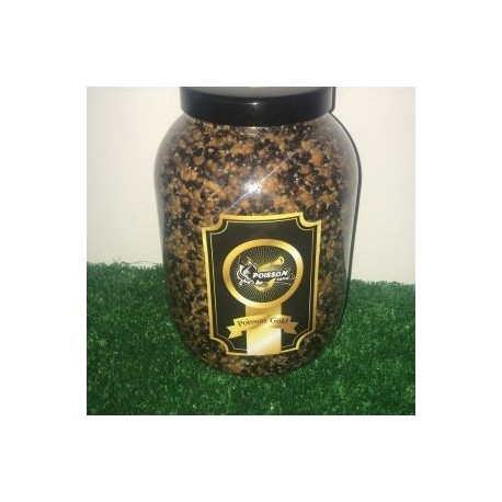 Baitology Super seed mix prepared