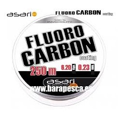 Asari Invisible Fluoro Carbon 250 metros