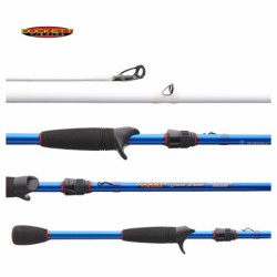 Caña de pescar Duckett Jacob Wheeler Series Casting 6.10 M