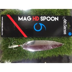 6th SENSE Magnum Spoon 170 HD - Chrome