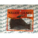 "Killer Worm 6"" Smoke Red"